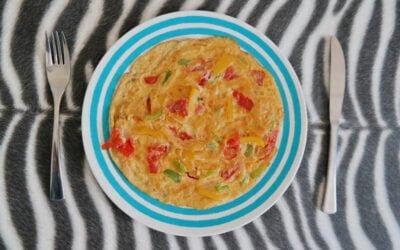 Omelet Ghana style